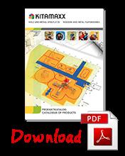 KITAMAXX Produktkatalog für den Außenbereich